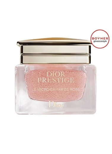 Dior Dior Prestige Micro Caviar de Rose Jar 75 ml Nemlendirici Renksiz